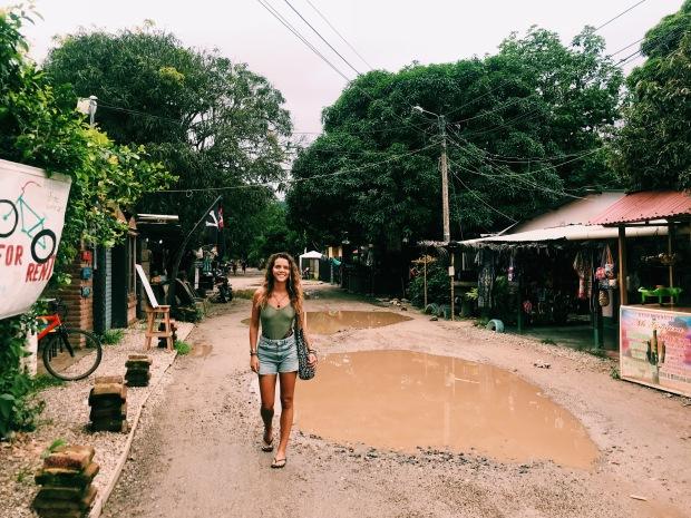 Avenida Principal de Palomino
